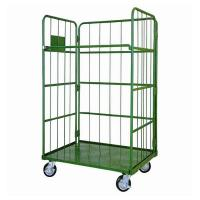 Wholesale Hand Trolley Heavy Duty Logistic Warehouse Roll Container with 4 Wheels from china suppliers