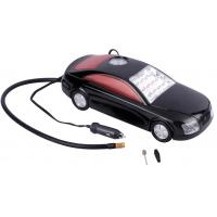12 Volt Car Shaped Car Air Pum 3 In 1 With 4V 1.5Ah Battery 150 PSI With Multi - Color