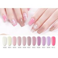 Wholesale Multi Sweet Colors UV LED Gel Nail Polish Oder Free Lasting Time A Month from china suppliers