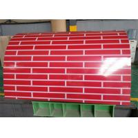 Wholesale Color Coated PPGI Steel Coil / PPGL Steel Coil Width 914mm-1250mm For Roofing from china suppliers