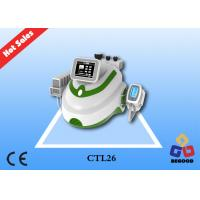 Wholesale 104 Mitsubishi Diodes Cryolipolaser Body Contouring Machine With Dual Vacuum Pumps from china suppliers