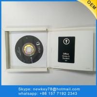 China Hot sale 100% Original Useful Microsoft Office 2019 home and student Retail Package with DVD Wholesale office 2019 hs for sale
