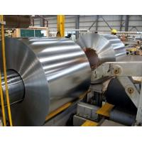 China 914mm - 1250mm non-oriented silicon Cold Rolled Steel Coils / Coil on sale