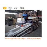 Wholesale Plant Scrap Metal Recycling Equipment , Large Scrap Copper Wire Granulator from china suppliers