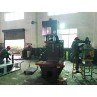 Wholesale Steel Bar Straightening Press Machine 100T Bending Force  900mm Length Worktable from china suppliers
