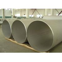 China N08811 Nickel Alloy Pipe , Round Shape Incoloy 800ht Tube 7.94g/Cm3 Density on sale