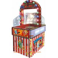 China Newest Product Italy Coin Operated 2player PK popcorn Game Machine For Sale on sale