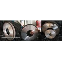 24 inch resin diamond grinding wheel for thermal spraying