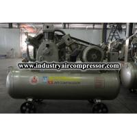 380V Lubrication Oilless Industrial 3 Phase Air Compressor For Pneumatuic Lock 12 Bar