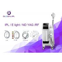 Wrinkle Removal Skin Tightening Pigment Therapy RF Elight IPL Laser Beauty Equipment US002 for sale