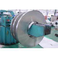 Best 201 / 410 BA Cold Rolled Stainless Steel Strips with Slit Edge , PVC Coated wholesale