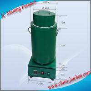 Wholesale JC 110V/220V Intelligent Metallurgy Melting Small Intelligent Melting Furnace from china suppliers