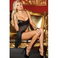 Wholesale Sexy Lingerie Wholesale Babydoll Lingerie Chemises Fringe Fever Babydoll Lingerie from china suppliers