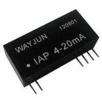 Wholesale 4-20mA to 4-20mA Passive Signal Isolated Converter 3000VDC  one in two out SIP12 CE approved from china suppliers