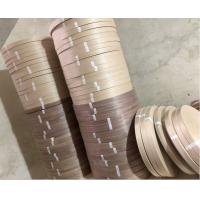 Wholesale Real Wood Veneer Edge Banding Wood Edge Banding Tape Veneer Edging Thick Veneer Edgebanding from china suppliers