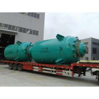 Anti - corrosion glass lined vessel reactors / glass lined enamel reactor