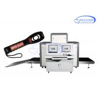 Quality PG8065 Multi Energy Airport Security X Ray Scanner / 38mm Steel Penetration for sale