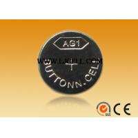 Wholesale AG1/ LR621 1.5V alkaline button cell battery from china suppliers