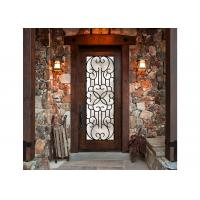 Eloquent Wrought Iron Glass Tranquility Screening Light Transmission  Iron Oxides Natural Light for sale