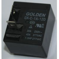Best 30A 40A PCB Ultra Miniature Relay Low Voltage Relay with 9V 12V 24V 48V Coil wholesale