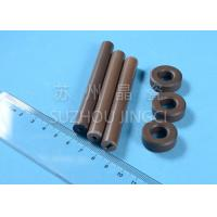 Wholesale 95% Alumina Ceramic Shaft and bearings Brown Color Pump Components Circulating Pumps High Anti-abrasion from china suppliers