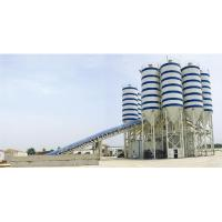 Buy cheap HZS200 Ready Mix Concrete Plant Concrete Mixing Plant Concrete Batching Plant from wholesalers