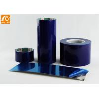 China Wholesale Surface Protective light blue pe protective film for aluminum sheets for sale