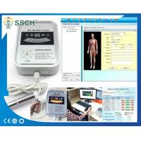 Buy cheap Sub Health Analyzer Body Analyser Machine with Newst Software and Smart Quantum from wholesalers