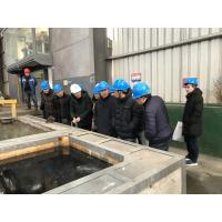 Wholesale Hot Dip Galvanising Process6 Inch X 6m Quadruple Line , Hot Dip Galvanising Equipment from china suppliers
