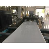 Wholesale ABS Super Thick Board Extrusion Machine,1000mm- 1500mm Width, 20-300mm Thickness Plate , CE Certificated from china suppliers