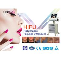 Multifunctional 2 In 1 HIFU Beauty Machine Skin Care / Weight Loss 7MHZ Frequency for sale