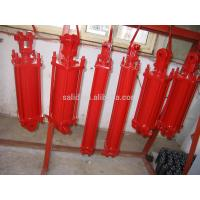 Double Acting  Tie Rod Welded   Hydraulic Cylinder for Agricultural Equipments