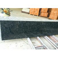 China Butterfly Blue Granite Look Kitchen Worktops , Home Depot Kitchen Countertops on sale