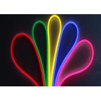 Wholesale Ultra Thin LED Neon Flex Strip 5*12mm Silicone 12 Volt Dot - Free Light Cuttable from china suppliers