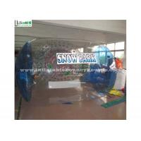 Wholesale Clear Big Water Roller With Logo N Inflatable Ball Bubble Rollers for Rent from china suppliers