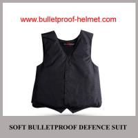 Quality Wholesale Cheap China NIJ Army Police Blue Soft Bulletproof Defence Suits Vest for sale