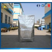 Wholesale High quality self-adhesive double laminated bubble strength aluminum foil pallet cover from china suppliers