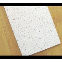 Wholesale Low Density-White Mineral Fiber Ceiling Tile from china suppliers
