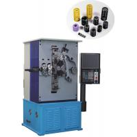 Best Coiling Spring Machine Low Noise , Spring Maker Machine With High Output wholesale