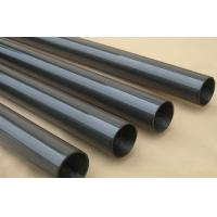 Carbon fiber tubes with 3K twill finished surfacetreatment matte finished for