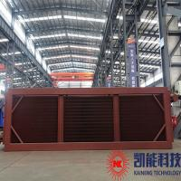 China Low Temperature Boiler Economizer / Exhaust Gas Economiser In In Steam Power Plant on sale