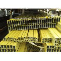 Wholesale Powder Coating Aluminum Door Frame Extrusions / Porfile For Casement Door from china suppliers