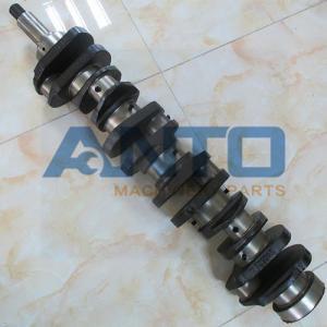 Original Excavator Engine Parts Forged Steel Crankshaft For MITSUBISHI S6K S6KT 34320-00010 5I7671