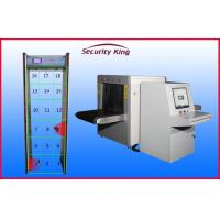 Buy cheap Security Checkpoints Baggage X Ray Machine , High Precision Airport Security from wholesalers