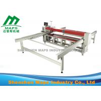 Wholesale High Speed Industrial Quilting Machine Adjustable Stitch Length USB Interface from china suppliers