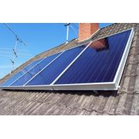 China Cheapest China supply most popular low price flat panel solar water heater,solar water hot for sale