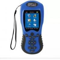 China Industrial Handheld GPS Device Land Meter NF198 with Blue / Black Color for sale