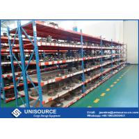 Wholesale Free Sample Longspan Shelving Units Easy To Dismantle / Assemble RMI Standards from china suppliers