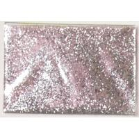 Best PET silver color hexagon glitter pigment for cosmetic products and christmas gift wholesale