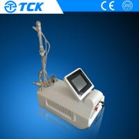 China Co2 fractional laser resurfacing for stretch marks , Blood Vessels Removal machine on sale